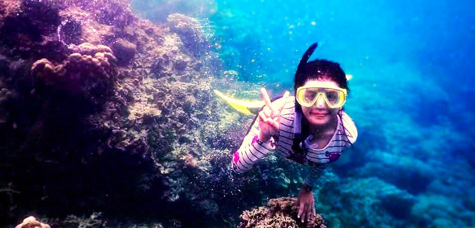 Liburan awal tahun di Pulau Karimun Jawa
